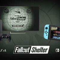 Fallout Shelter da el salto a PlayStation 4 y Nintendo Switch y ¡ya se puede descargar! [E3 2018]