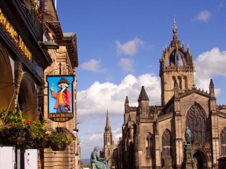 ¡Hacemos las maletas! Guía de viaje a Edimburgo con niños