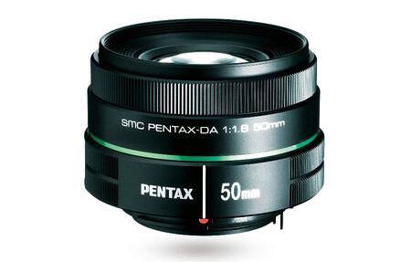 Pentax Smc Da 50 Mm F18