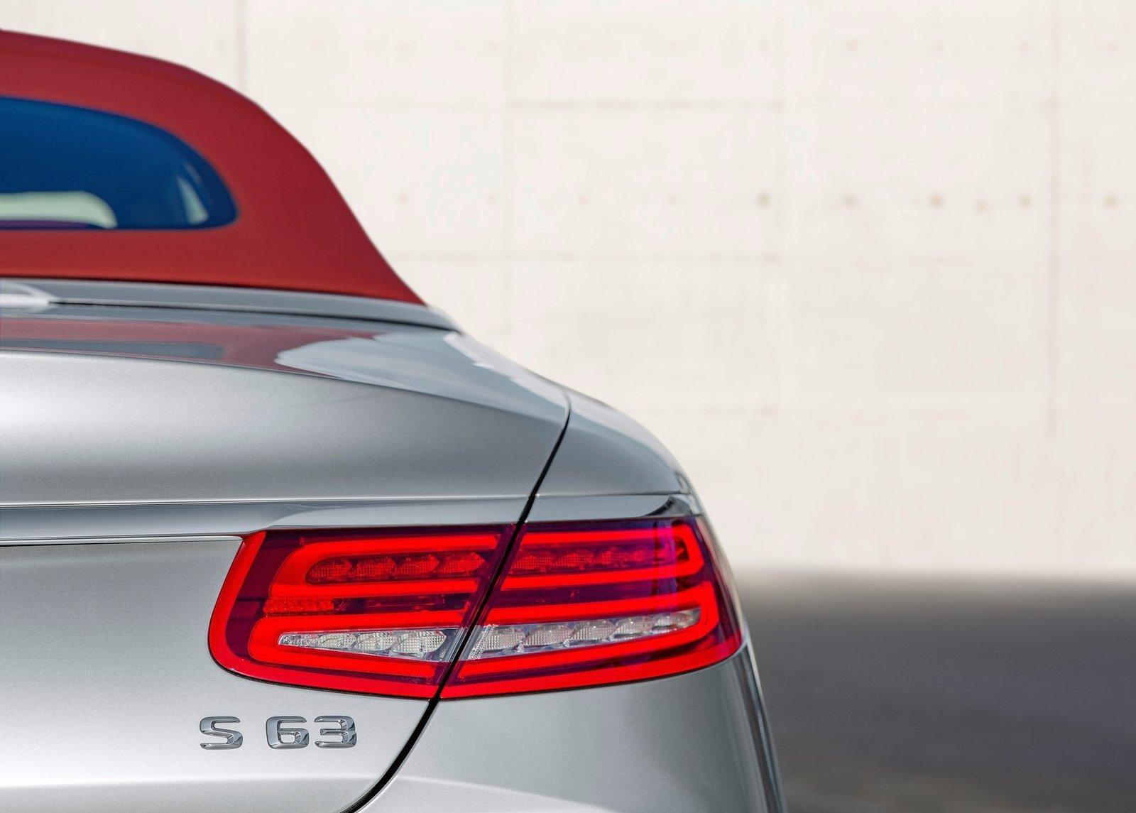 Foto de Mercedes-AMG S 63 Cabriolet Edition 130 (20/21)