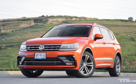 Volkswagen Tiguan R-Line, a prueba: Un SUV mucho más rendidor que sport