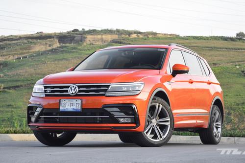 Volkswagen Tiguan RLine a prueba: Un SUV mucho más rendidor que sport