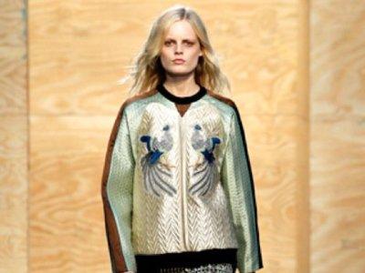 Proenza Schouler Otoño-Invierno 2012/2013: moda asiática al estilo neoyorquino