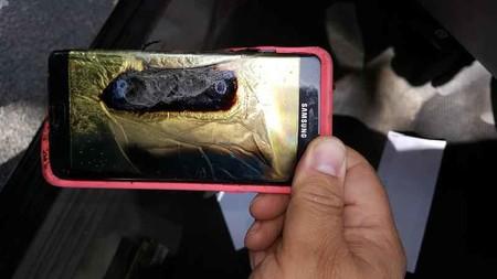 Dos casos más de Samsung Galaxy Note 7 de reemplazo que supuestamente arden, ¿y ahora qué?