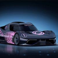 HYRAZE League: un campeonato con coches de hidrógeno de 800 CV que se decidirá en el circuito... y en los esports