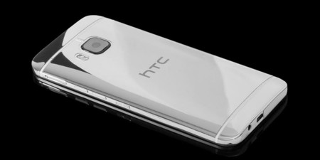 Htc One M9 Platinum 3