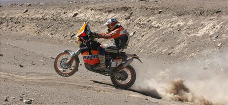 Suspendida la etapa de hoy del Dakar