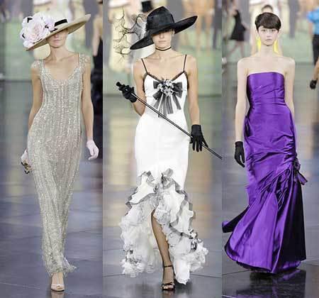 Ralph Lauren en la Semana de la moda de Nueva York, Primavera-Verano 2008
