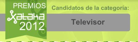 Mejor televisor de 2012, vota en los Premios Xataka 2012