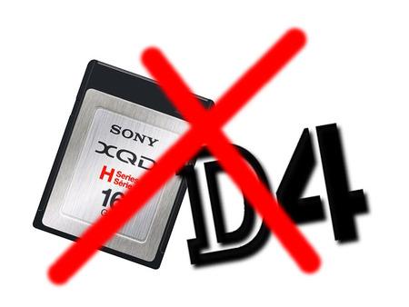 Nikon ya no incluirá ni tarjeta XQD ni lector XQD conjuntamente con la Nikon D4