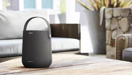 Harman Kardon presenta el Citation 200, su nuevo altavoz conectado portátil con WiFi, Bluetooth y batería para 8 horas