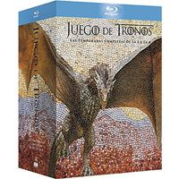 Las 6 primeras temporadas de Juego de Tronos en BluRay, están hoy rebajadas a 93,49 euros en Amazon