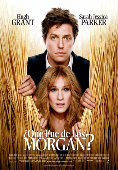 '¿Qué fue de los Morgan?', con Hugh Grant y Sarah Jessica Parker, cartel y trailer