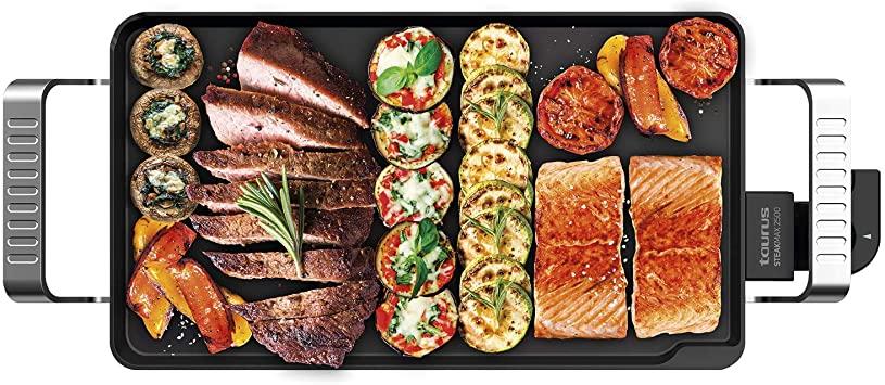 Plancha de asar Taurus Steakmax 2500 grande MODELO: STEAKMAX 2500