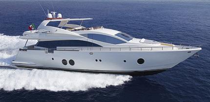 Aicon 85 Fly, la embarcación insignia de Aicon Yachts