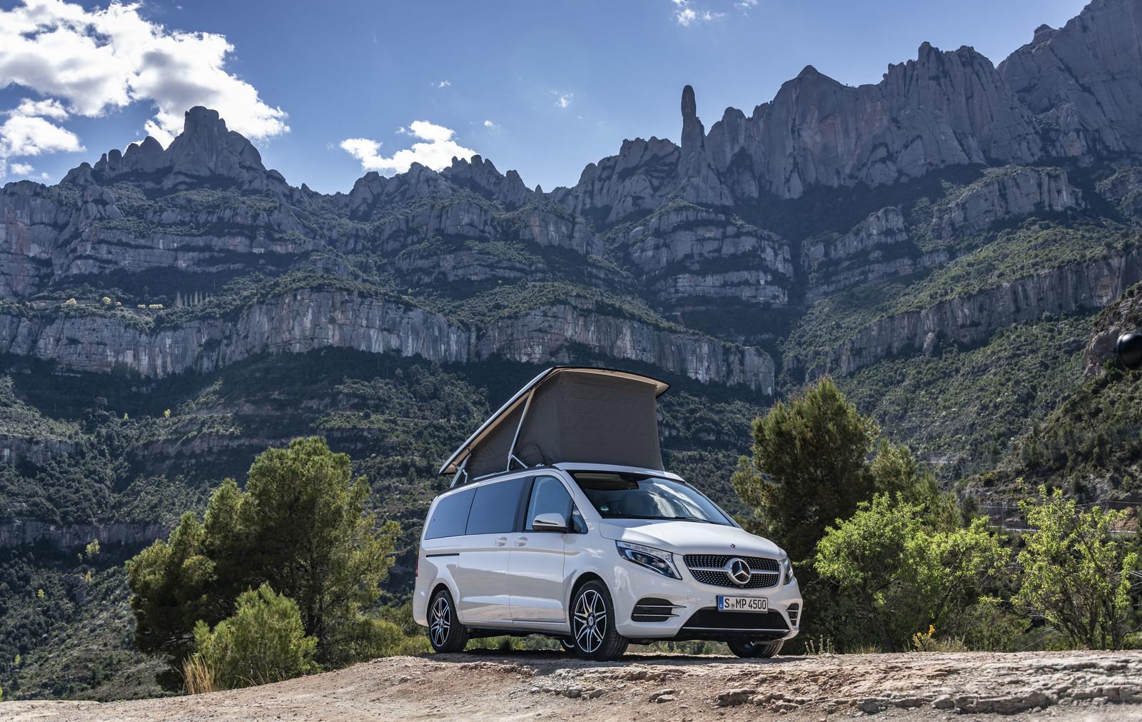 Foto de Mercedes-Benz Marco Polo 2019 (27/49)