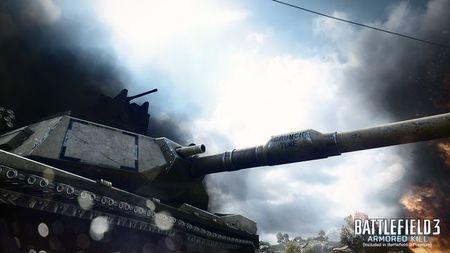Más detalles sobre el DLC Armored Kill del 'Battlefield 3'. ¿Batallas con 16 tanques a la vez? ¡Menudo festín nos espera!