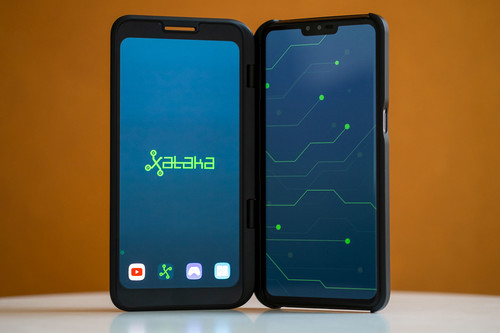 LG V50 ThinQ 5G, análisis: un gama alta completo y preparado para una red 5G que aún no lo está tanto