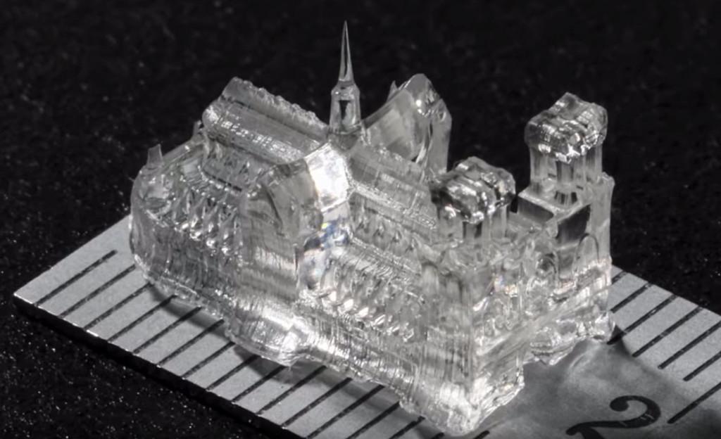 Impresión 3D en 30 segundos y con alta precisión: el método que han desarrollado unos investigadores a basándose en el uso de luz