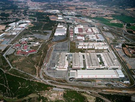 Fabrica de Martorell (SEAT)