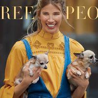 Free People se apodera del street style y nos presenta una colección de la mano de Veronika Heilbrunner que vas a desear entera