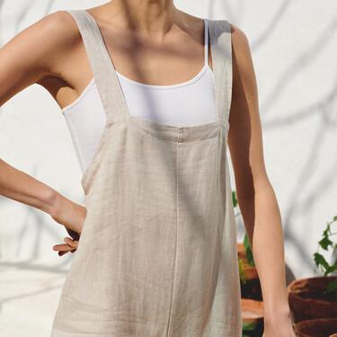 Oysho  tiene la colección de lino más bonita de la temporada y encima es sostenible