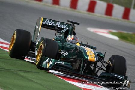 David Hunt no apoyará a Team Lotus en su lucha contra Lotus Renault GP