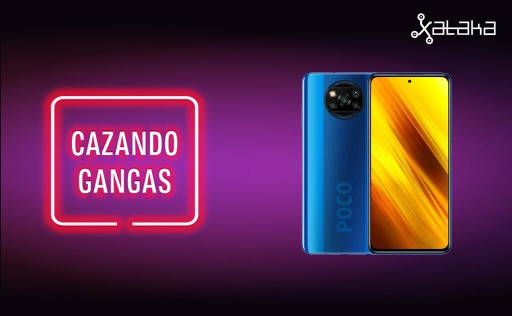 Poco X3 NFC a irresistible precio mínimo y plan de manta, sofá y peli en San Valentín con los Fire TV de oferta: Cazando Gangas