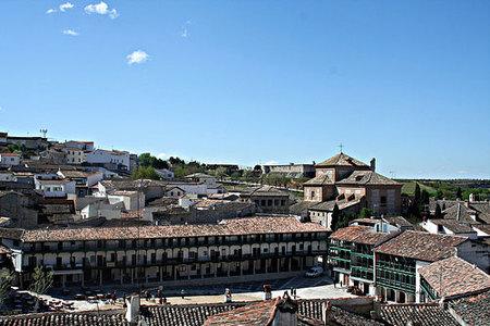 Chinchón, regreso a la Edad Media