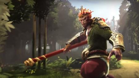 Monkey King Dota 2