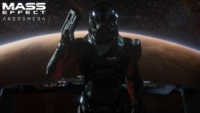 Mass Effect Andromeda Fecha