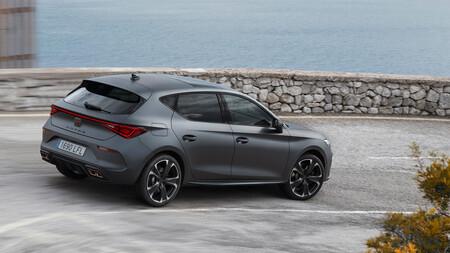CUPRA León e-Hybrid 204 CV, precios para España