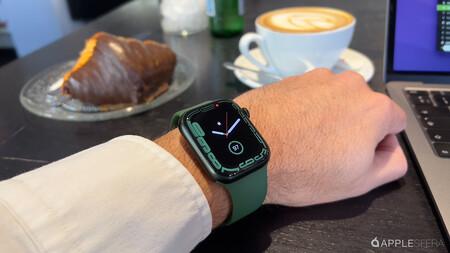 Apple Watch Series 7, análisis: espacio y experiencia
