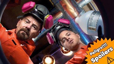 'Breaking Bad' pone a Walter y Jesse contra las cuerdas