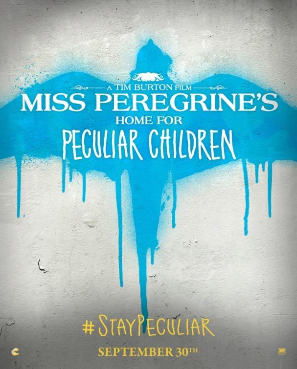 Foto de Carteles de 'El hogar de Miss Peregrine para niños peculiares' (12/19)