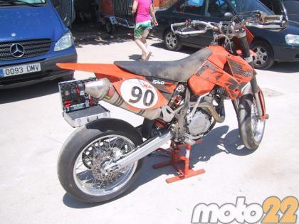 KTM 560smr Cibrics