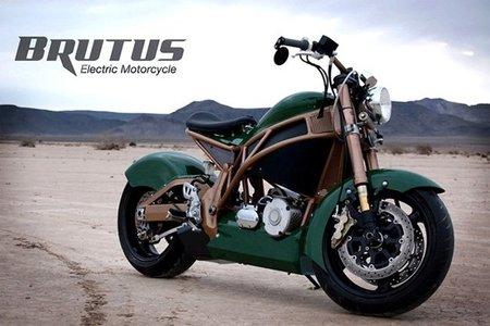 Brutus, nueva moto eléctrica