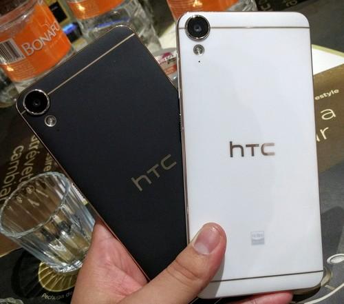 HTC Desire 10 Lifestyle, primeras impresiones