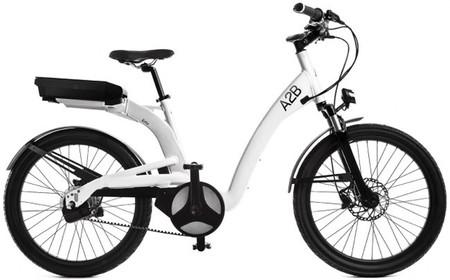A2B Entz Deluxe: una interesante bicicleta eléctrica que llegará tras el verano