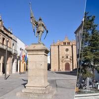 Dos municipios de Extremadura también quieren un referéndum de autodeterminación. Pero para unificarse