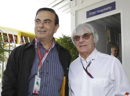 Bernie Ecclestone alarmado por el coste de los nuevos Renault V6 Turbo