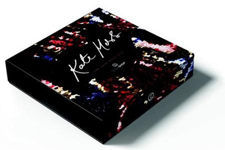 """El sushi de Kate Moss en una """"fancy lunch box"""""""