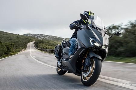 Yamaha Tmax 2020 Prueba 009