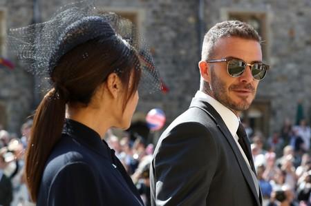 Victoria Beckham Boda Del Principe Harry Y Meghan Markle 3