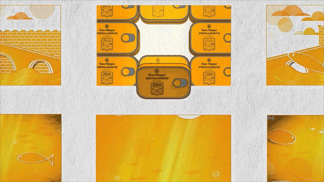 El Nuevo Packaging De Veuve Clicquot Ponsardin