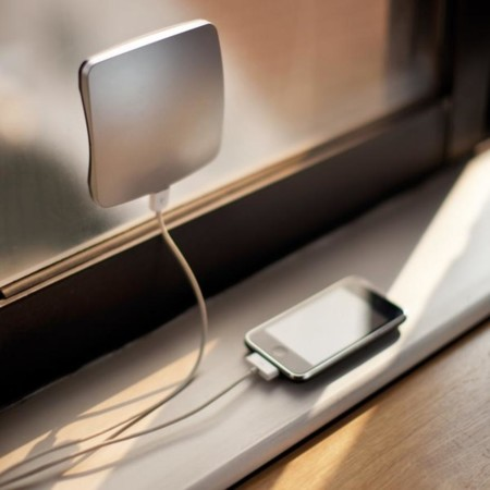02 Solar Battery Phone Recharger