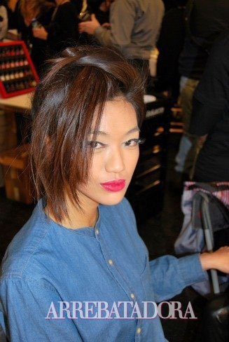 Maquillaje de Pasarela: Toni Francesc en la Semana de la Moda de Nueva York