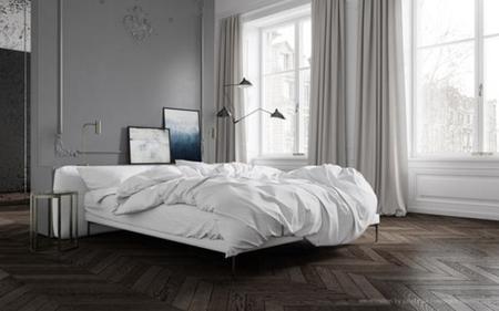 apartamento parisino al estilo Haussmann remodelado y decorado por la diseñadora Jessica Vedel