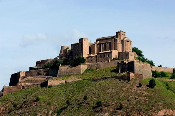 Castillo De Cardona Cardona Turismo