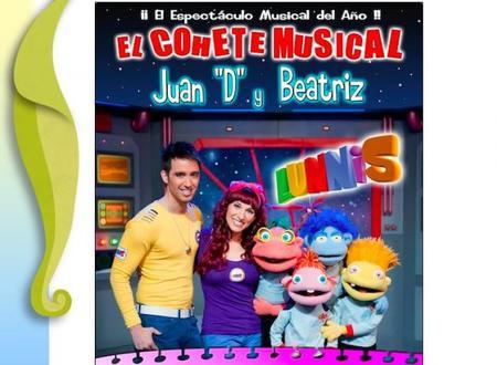 Hoy concierto gratis de Ciudad Arcoiris en Alcalá de Henares